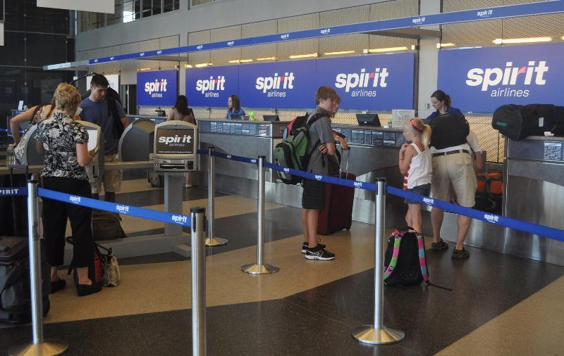 travel pr news spirit airlines announces new service