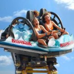 """""""UNDERTOW"""" - NORTHERN CALIFORNIA'S ONLY SPINNING ROLLER COASTER"""