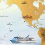 Silversea Unveils Itinerary for World Cruise 2014