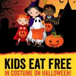 Grab Your Goblins For Dickey's – Kids Eat Free Barbecue on Halloween