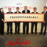 [Pictured: Ms. Sandra Ngan, Area Director of Human Resources, North China; Mr. Franco Io, Market Vice President, North China; Mr. Henry Lee, Senior Vice President, Greater China; Mr. Simon Cooper, President and Managing Director, Asia; Mr. Colin Lin, Senior Vice President, Hotel Development China; Mr. Lawrence Ng, Vice President, Sales & Marketing, Greater China]
