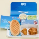 JAL and KFC Serve [AIR KENTUCKY FRIED CHICKEN] Onboard Select Flights to US and Europe