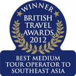 PREMIER HOLIDAYS WIN AT THE BRITISH TRAVEL AWARDS 2012