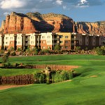 """Located in """"the most beautiful place in America,"""" according to USA Today, Hilton Sedona Resort & Spa will host a range of family friendly events and activities throughout Spring Break, March 23 – April 6, 2013. Credit: Hilton Hotels & Resorts."""