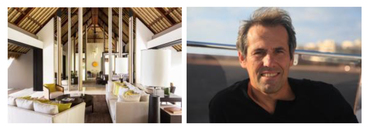 Jean-Michel Gathy of Denniston Architects to unveil his latest design creation, Cheval Blanc Randheli in Maldives