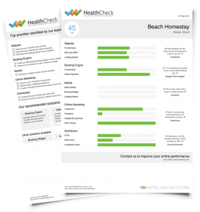 First of its kind online performance evaluation tool for the hotel industry is now available worldwide