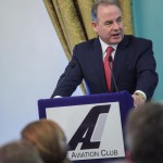 Etihad Airways CEO James Hogan: protectionism poses a significant threat to the millions of travellers who have benefitted from new choice in the market