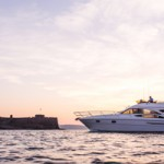 Five-star hotel Longueville Manor becomes the first in the Channel Islands to launch it's own private yacht at the Barclays Jersey Boat Show in May 2015