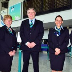 Bristol Airport introduces new uniform for its Customer Operations teams working in the terminal and car parks