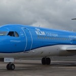 George Best Belfast City Airport welcomed the arrival of the first KLM Royal Dutch Airlines flight from Amsterdam