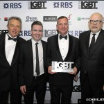 Marriott International named Brand of the Year at this year's British LGBT Awards