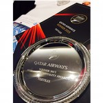 The Onboard Hospitality Award for Qatar Airways' Missoni sleeper suits