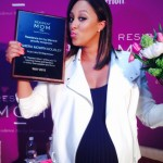 Residence Inn by Marriott honors Tamera Mowry-Housley as its 2015 Resident Mom of the Year