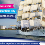 George Best Belfast City Airport: Roads closure throughout the 4 days of the Tall Ships event