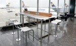 5,000 power sockets and USB ports to charge your computer or phone absolutely free at Frankfurt Airport