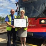 Stagecoach Supertram offers £1 fares for military personnel