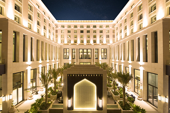 Carlson Rezidor: Quorvus Collection welcomes new member -- the Hormuz Grand Hotel in Muscat, Oman