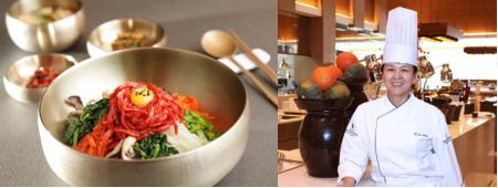 Hotel ICON's The Market to welcome noted Korean Chef H.S. Ahm and her team to showcase variety of authentic Korean cuisine