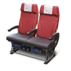 Japan Airlines honored with Good Design award 2015 from Japan Institute of Design Promotion for its latest Economy Class seat - JAL SKY WIDER II
