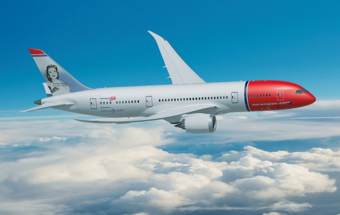 Norwegian further expands its international operations; to purchase 19 new Boeing 787-9 Dreamliners