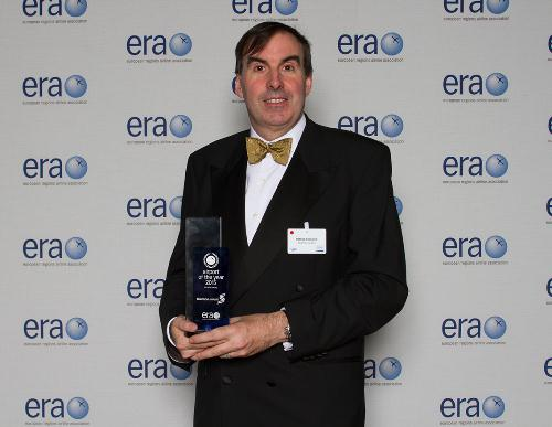 Shannon Airport wins Airport of the Year Award from the European Regions Airline Association (ERA)