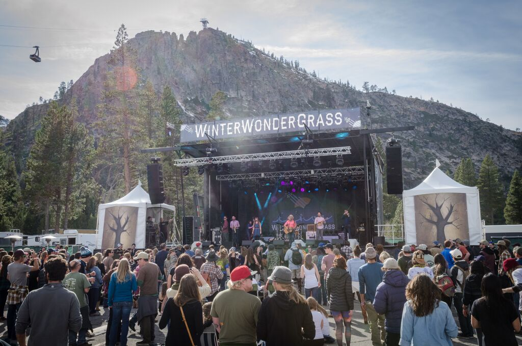 WinterWonderGrass Tahoe Festival returns at Squaw Valley | Alpine Meadows in Lake Tahoe, Calif, April 1-3, 2016
