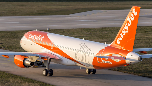 easyJet issued research on how prices changed since its launch in 1995