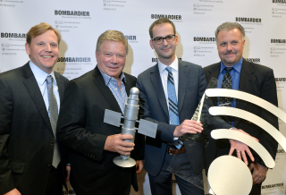 Bombardier becomes the first business aircraft manufacturer to make ultra-high-speed Wi-Fi services available in flight globally