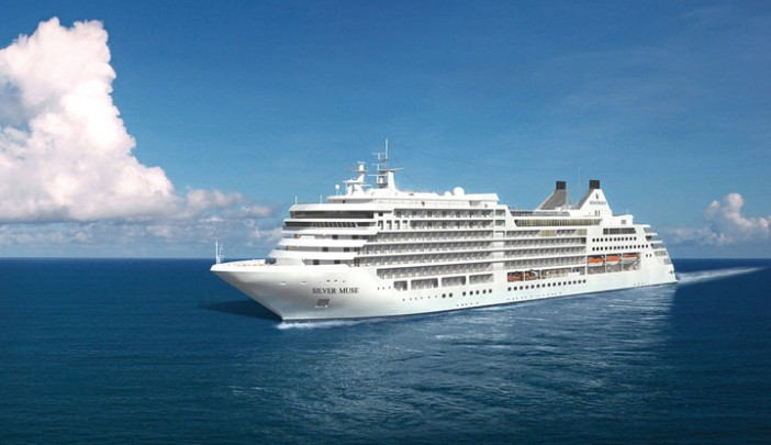 Booking for Silversea Cruises new ultra-luxury ship Silver Muse starts on 2 November