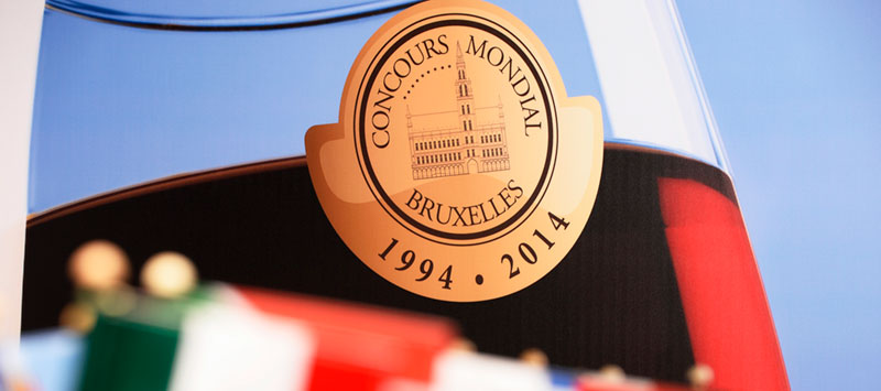 Concours Mondial de Bruxelles will be held in Plovdiv, Bulgaria from 28 April to 1 May 2016