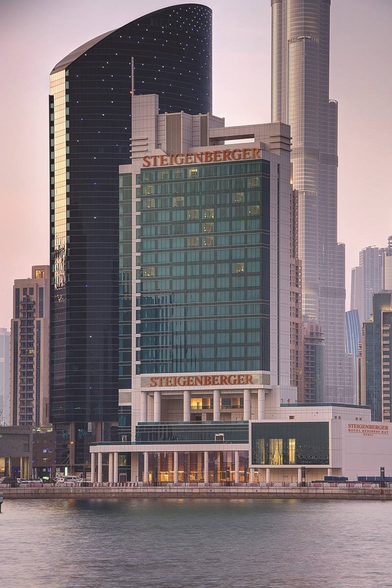 Steigenberger Hotel Group opens its first property in the United Arab Emirates (UAE)