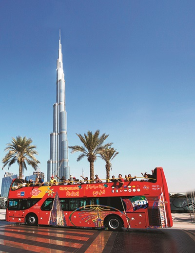 City Sightseeing Dubai gives UAE residents free tours for the 44th National Day of the UAE