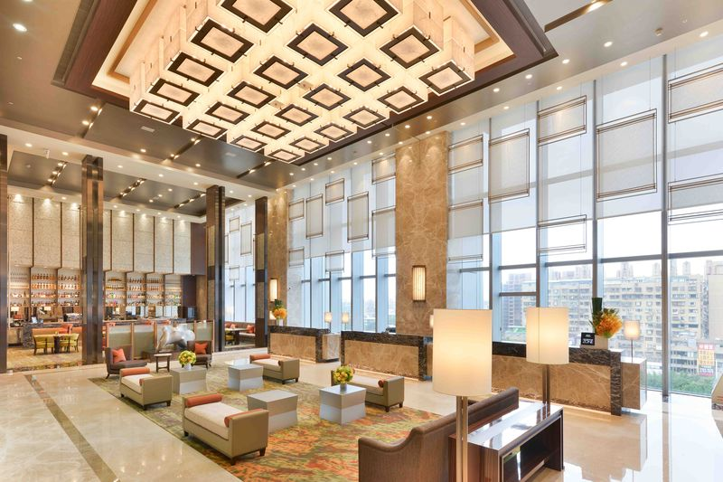 Courtyard by Marriott makes its debut into Taiwan with the opening of the Courtyard by Marriott Taipei