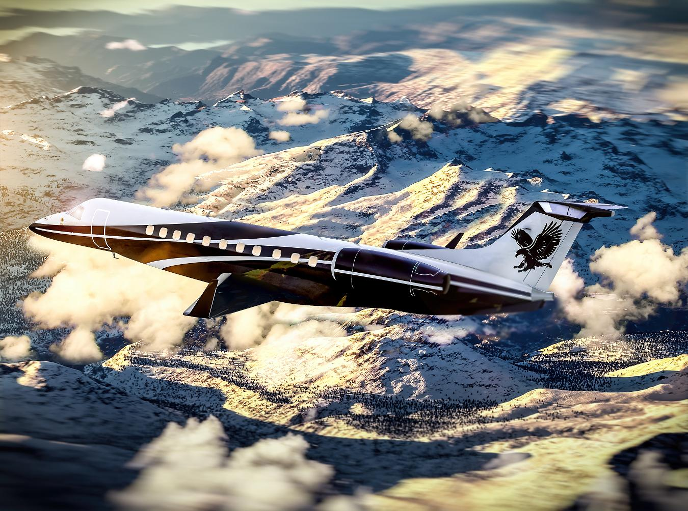Embraer Executive Jets announces order for new Legacy 650 large jet to an undisclosed customer in the Middle East