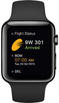 Jet Airways launches its app designed exclusively for Apple Watch