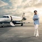 Embraer: Jackie Chan becomeS the first customer in China to take delivery of Legacy 500