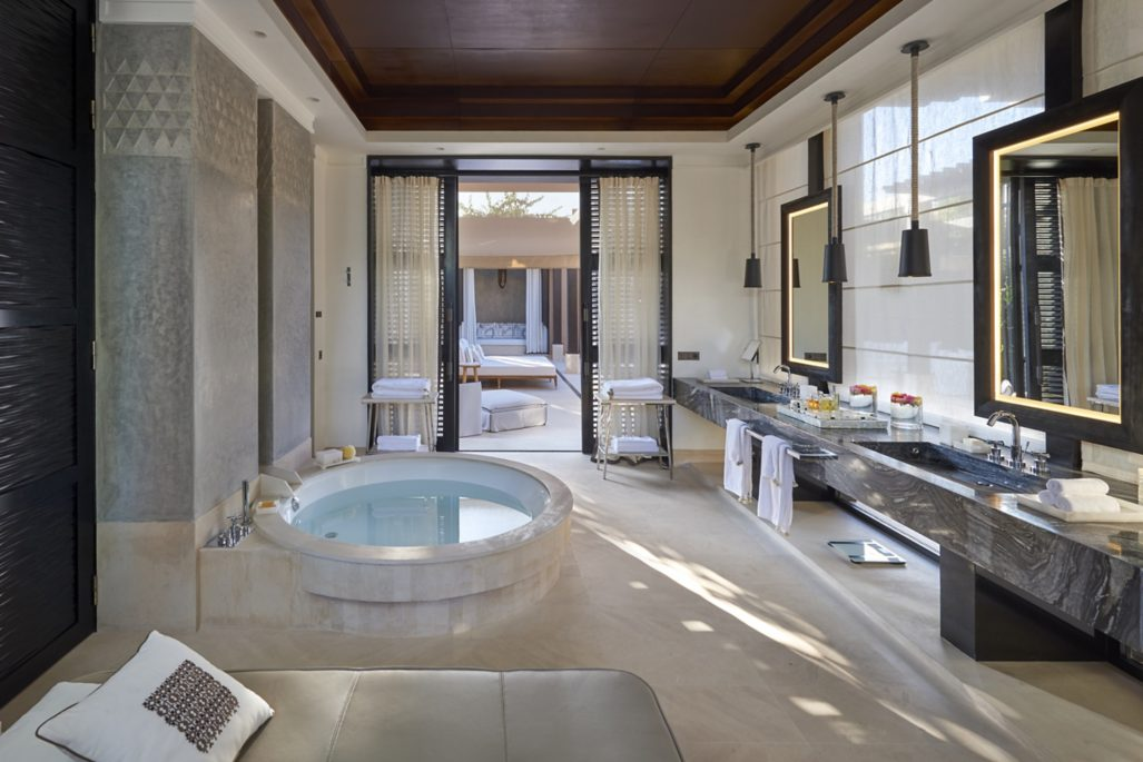 New Spa Retreat accommodation package at Mandarin Oriental, Marrakech