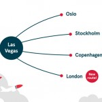 Norwegian launches new direct route to Las Vegas from London Gatwick