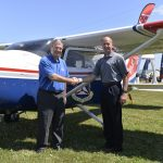 Cessna Aircraft Company announces order from the U.S. Civil Air Patrol for 17 Cessna Skylane 182T and two Cessna Turbo Stationair HD T206H aircraft