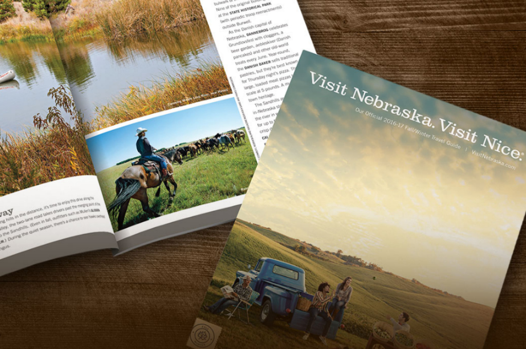 Nebraska Tourism Commission releases 2016 Fall/Winter Travel Guide