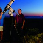 The Ritz-Carlton, Rancho Mirage hosts complimentary stargazing sessions every Saturday evening