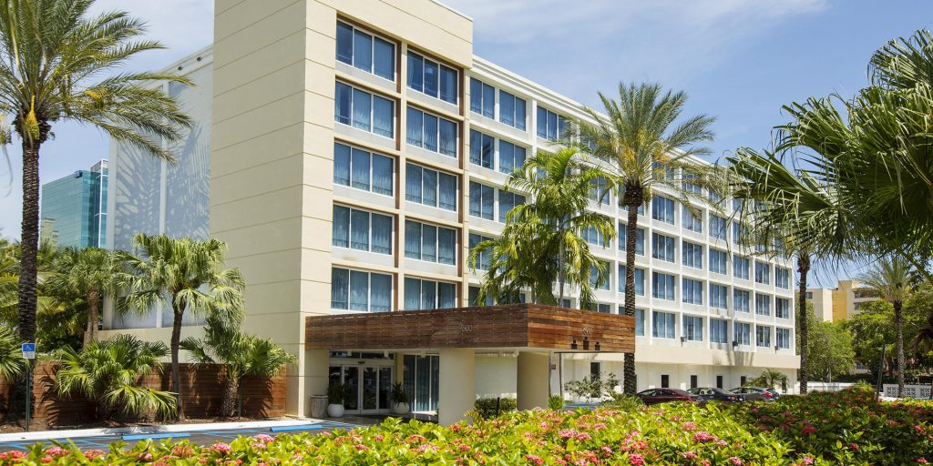 Hotels In Dadeland Miami Florida