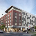 Hampton Inn by Hilton Chicago North-Loyola Station is nearby the Red Line, Yellow Line and Purple Line train stations connecting travelers to popular area attractions including Wrigley Field, Lincoln Park Zoo and Northwestern University. Credit: Hampton by Hilton.