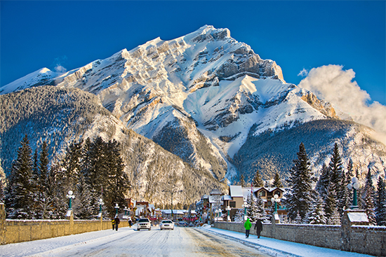 Banff, Alberta named to National Geographic Traveler magazine's Best of the World list