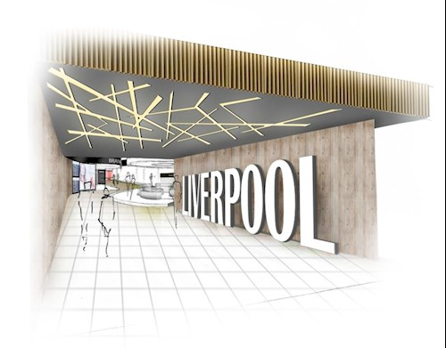 Liverpool John Lennon Airport announces £4 million investment in refurbishment and upgrade of Departure Lounge's upper floor