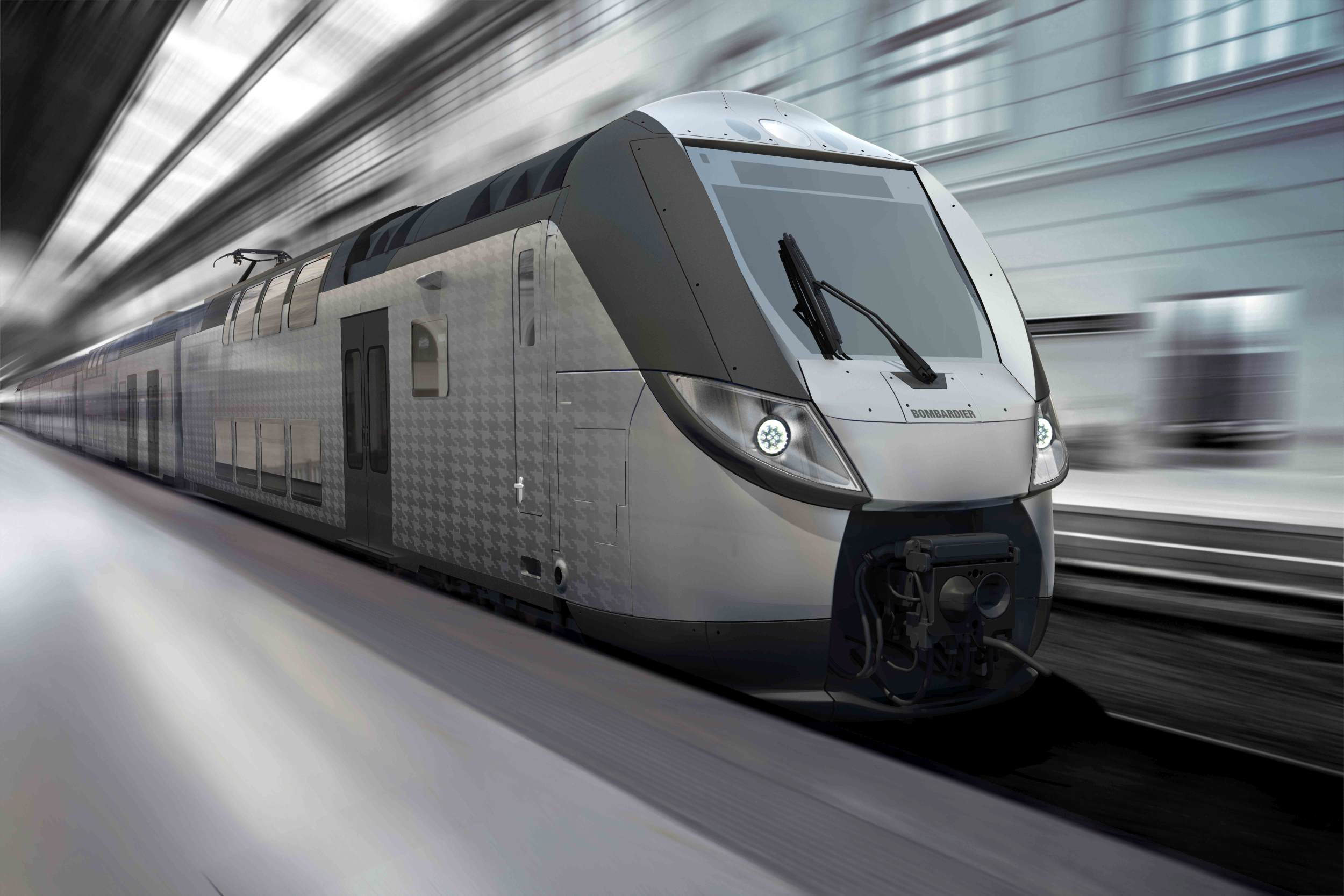 Normandy is the first Region to choose the new version of BOMBARDIER OMNEO trains for its intercity services