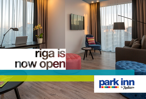 Park Inn by Radisson opens in Riga Barona with 78 spacious apartments