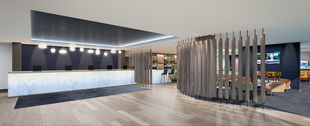 Travel pr news hyatt place opens its second hotel in for Design hotel road