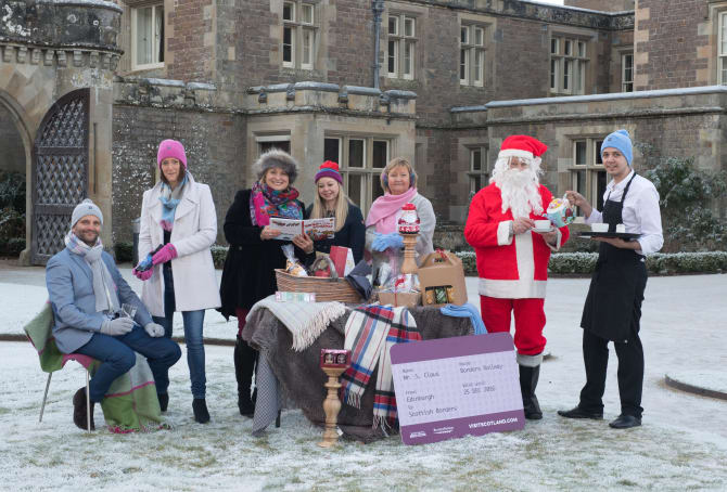 The first ever Scottish Borders Winter Festival, 3-4 and 10-11 December