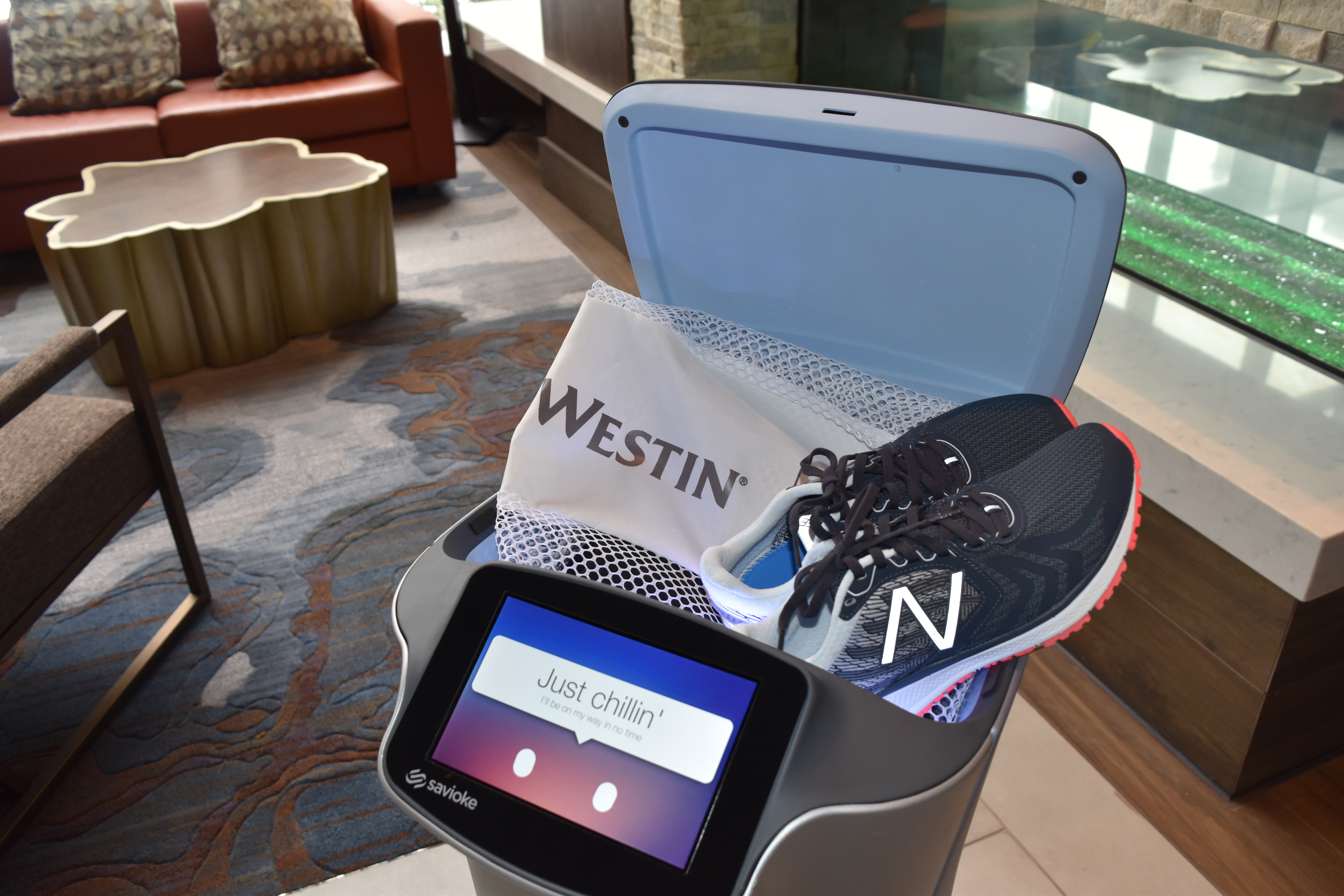 Cond 233 nast traveler 2013 hot list of top new hotels worldwide - Delaware North Introduces The First Robot Butler In New York State At The Westin Buffalo